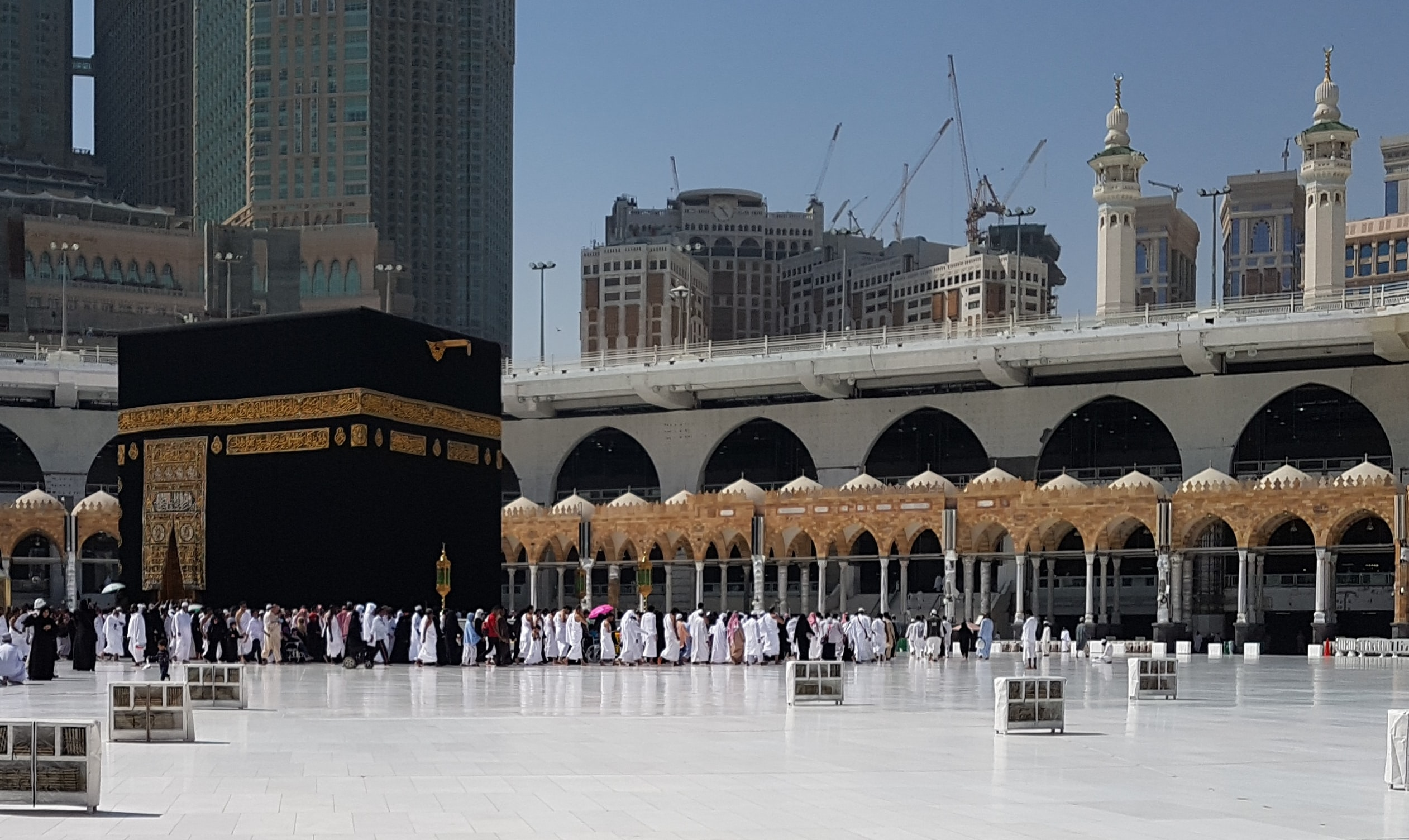 Arab Saudi Putuskan Ibadah Haji 2020 Tetap Dilaksanakan Dengan Pembatasan